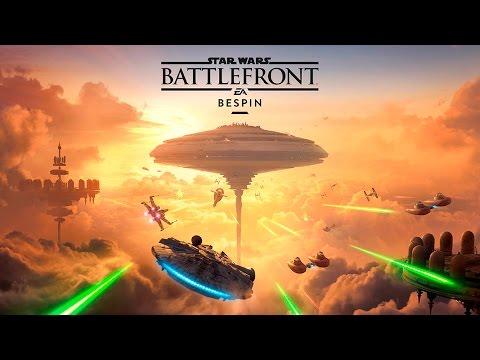 EA details Star Wars Battlefront's Bespin expansion