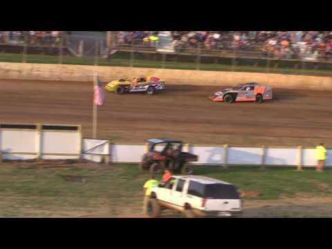4 15 17 Twin Cities Raceway Park Modified Heat #1