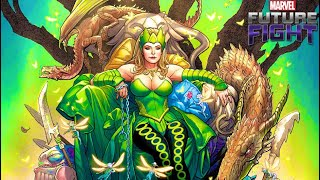 Better Late Than Never ?  | ENCHANTRESS REVIEW !! | Marvel Future Fight
