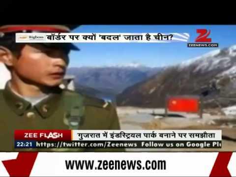 Chinese incursion in Ladakh when Xi Jinping strolls on Sabarmati riverfront