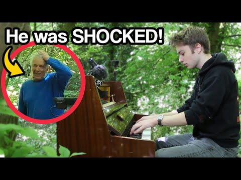 Download I played COFFIN DANCE on piano in a forest