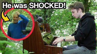 I played COFFIN DANCE on piano in public