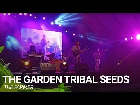 The Garden Tribal Seeds  The Farmer Cover