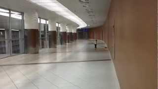 видео Полы для аэропортов