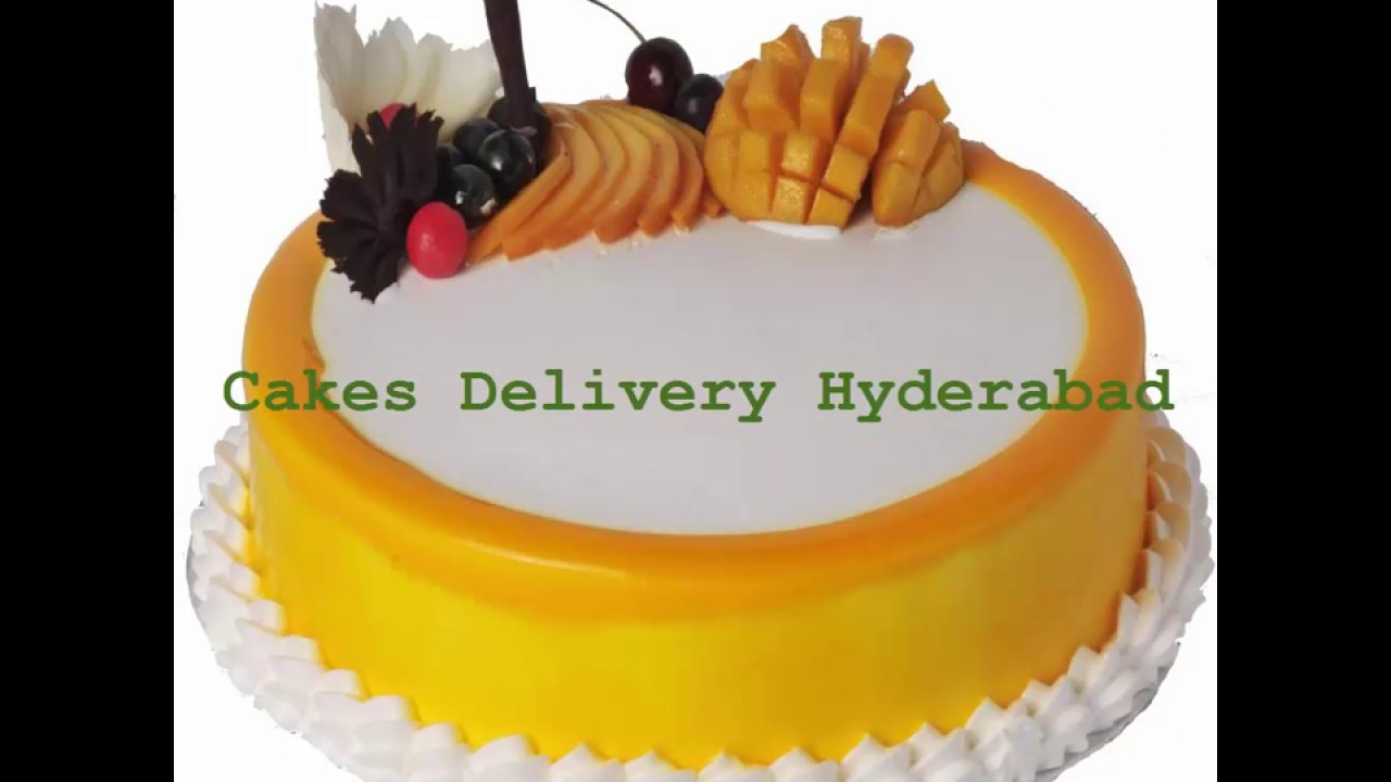 Cakes Delivery Hyderabad Cakes Home Delivery Hyderabad Youtube