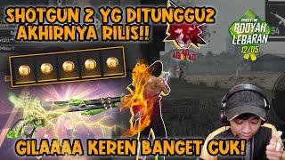 SHOTGUN 2 TERSADIS RILIS CUK?! GILAAA SERASA SG 2JUTA!!