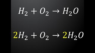 Chemistry: Balancing Chemical Equations (Tagalog Explained)