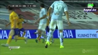 Nolito (Celta Vigo) vs Barcelona (4-1) (23-09-2015) (La Liga 2015/16)