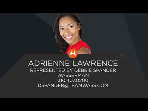 Adrienne Lawrence Sports Reel March 2017