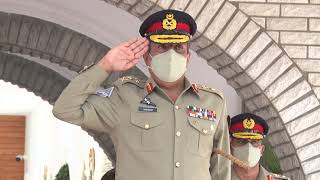Press Release No 110/2021, Chief of Defence Forces Kenya called on CJCSC - 22 June 2021 | ISPR