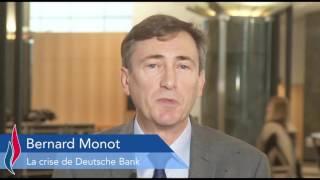 Bernard Monot présente le Bulletin économique du Front National. 30/09/2016