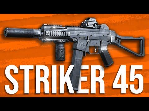 Modern Warfare In Depth: Striker 45 SMG Review (UMP45)