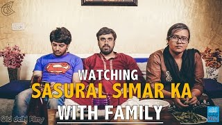 Watching Daily soaps with Family | Sasural Simar ka copies Game of Thrones season 6 trailer (ODF)