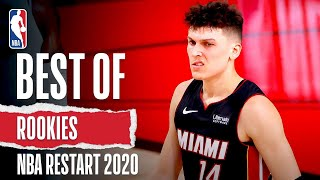 The Best Rookie Moments From NBA Restart 2020!