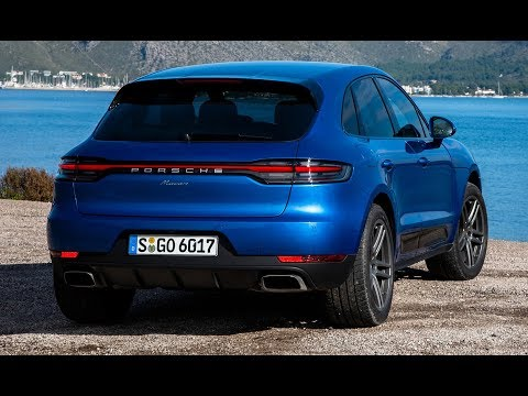 2019 Porsche Macan – Design, Interior And Drive