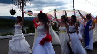 Бум невест в Красноярске 21.06.20015