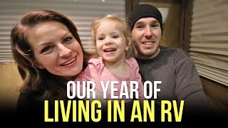 Happy New Year! - Our Year of Living in an RV...