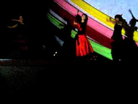 Đại nhạc hội Ischool Nha Trang - Flamenco