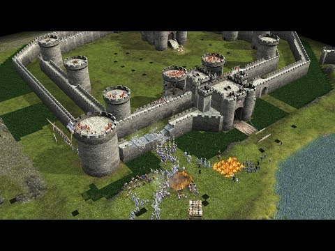 CASTLE DEFENSE - Stronghold 2 Steam Edition