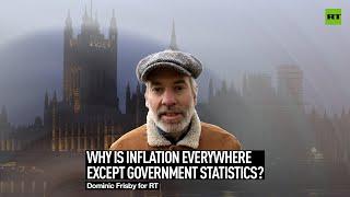 왜 정부 통계를 제외한 모든 곳에서 인플레이션이 발생합니까?
