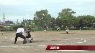 仙台市スポーツ少年団秋季大会二回戦 vs大和クラブ