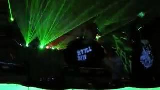 E-RAYzor @ Resurrection, Sep. 24, 2010 (Evolution Night Club) Brooklyn, NY - Part 4.mp4