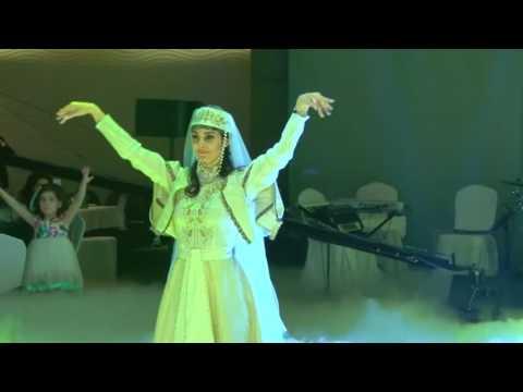 Armenian Dance. Harsi Par.Армянский танец.  Танец невесты.