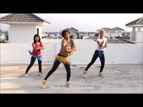 Zumba Fitness Choreo for Afghan Jalebi By Vijaya / Phantom/Asrar/ Akthar