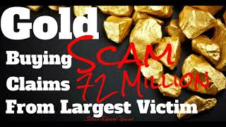 Economic Collapse News - Gold Buying Scam Claims $72 Million From Largest Investor