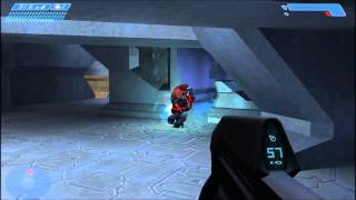Halo Gameplay: German Grunts