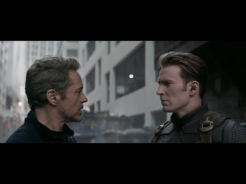 Tony The Whipping Boy - Final Avengers; Endgame Trailer