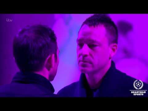 Frank Lampard vs John Terry el que se ríe primero pierde