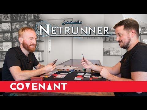 Learning Netrunner | Anarch v. Weyland - Game Three