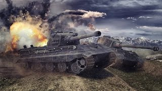 Tiger II    11kills    Лучший Стрелок!    World of Tanks