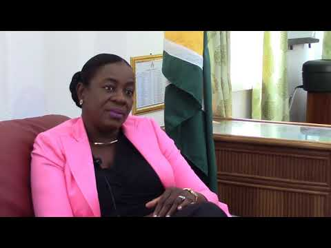 GUYANA: The Hon. Nicolette O. Henry, Minister of Education on HFLE Programmes