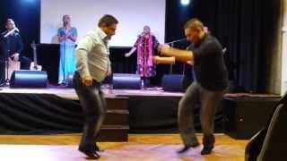 Khamoro Farkas Zsolt és Lakatos Guszti - cigány tánc