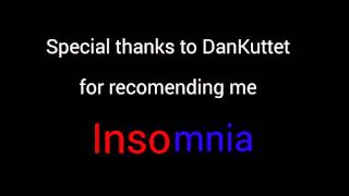 Insomnia by glittershroom -- demon 10* -- Geometry Dash -- darkuter