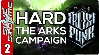 Frostpunk The Arks Hard Campaign - EP 2 ARE WE ALREADY DOOMED?