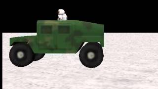Ride Humvee Movie Distler 1