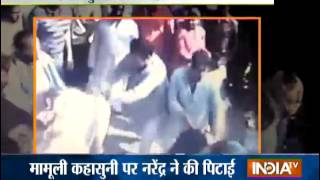 Caught on Cam: clash between two pujari inside temple in Vrindavan
