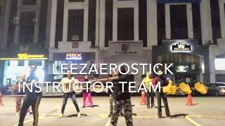 Download lagu RPH & DILZA Lagi Manjah Feat. Mimi  Peri  .. Dance By Leezaerostick instructor Team