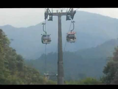 Genting Sky Way-Cable Car Malaysia