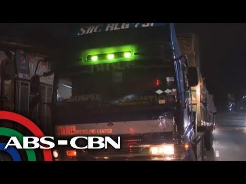Bandila: Overloading, pangunahing dahilan ng mga banggaan ng trak, ayon sa LTO