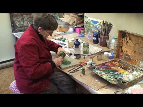 Peggy Smith - Mixing Colour Part 2