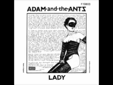 Adam and the Ants Lady