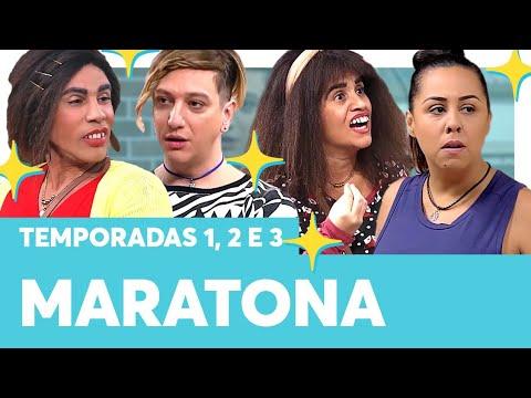 MARATONA TÔ DE GRAÇA| NOVA TEMPORADA SEGUNDA | Tô De Graça