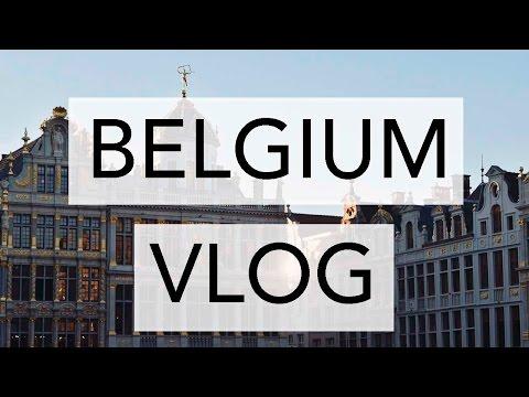 BRUGGE, BRUSSELS &  BELGIUM VLOG