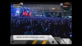 Konser Live DEWA 19 Featuring  Ari Lasso Terbaru Kamulah Satu Satunya Soundrenaline Surabaya