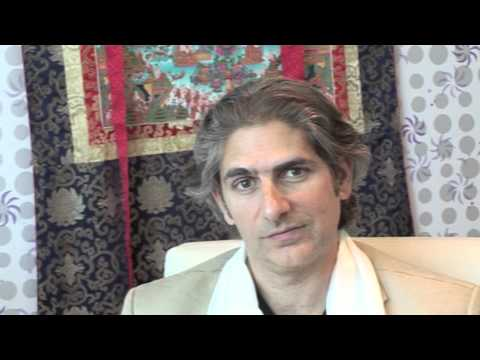 Michael Imperioli  on Meditation