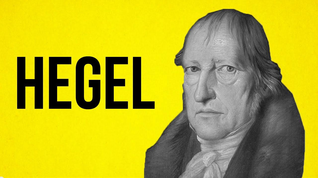 El arte tiene un propósito, G. W. F. Hegel